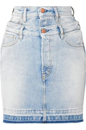 ARIES DENIM - Denim skirts
