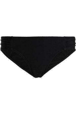 JETS Women Briefs - Woman Jetset Ruched Low-rise Bikini Briefs Size 8