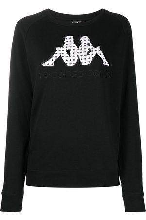 10 CORSO COMO X Kappa logo-embroidered sweatshirt