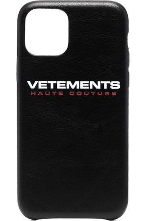 Vetements Logo-print iPhone 11 Pro
