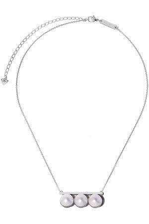 Tasaki 18kt Balance Unite diamond and South Sea pearl pendant