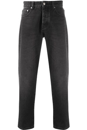Ami Cropped slim-fit jeans