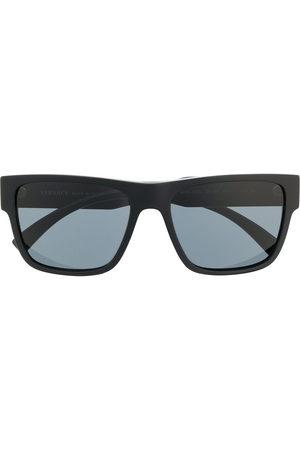VERSACE Men Sunglasses - Tinted oversized sunglasses