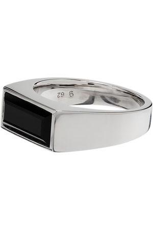 Tom Wood Men Rings - Peaky onyx 925 ring