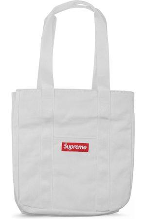 Supreme Women Handbags - Logo canvas tote bag