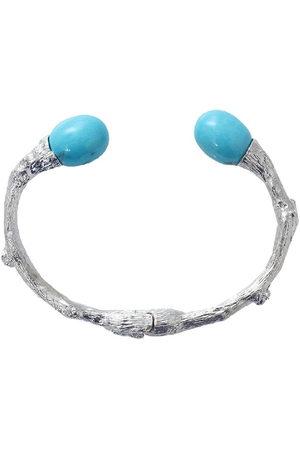 K. Brunini Women Bracelets - Large Twig cuff bracelet