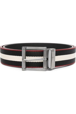 Bally Men Belts - Taylan striped belt