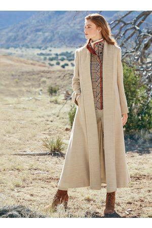 Peruvian Connection Baby Alpaca Decades Coat
