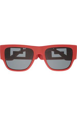VERSACE Sunglasses - Greca-arm square-frame sunglasses - 534487