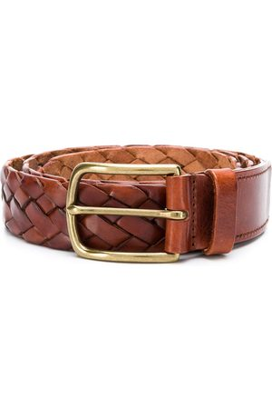 Officine Creative Vacchetta Strip belt