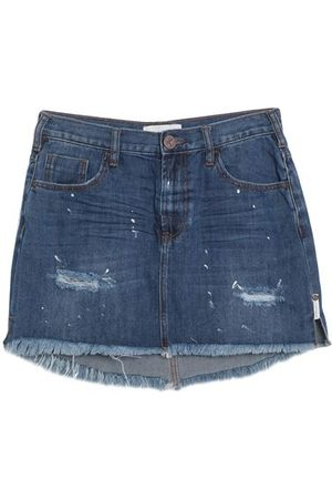 ONE TEASPOON Women Denim Skirts - DENIM - Denim skirts