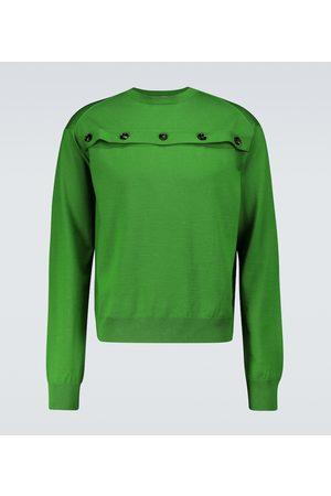 Bottega Veneta Merino wool turtleneck sweater