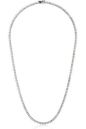 777 18kt gold diamond necklace