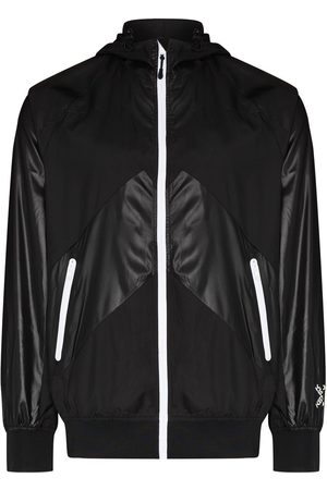 Kenzo Zip-up hooded jacket