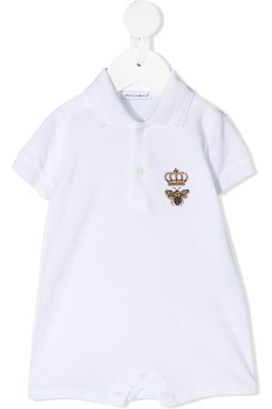 Dolce & Gabbana Bee crown embroidered body