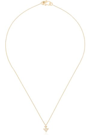 Sophie Bille Brahe Women Necklaces - 18kt yellow Petite Paloma diamond necklace