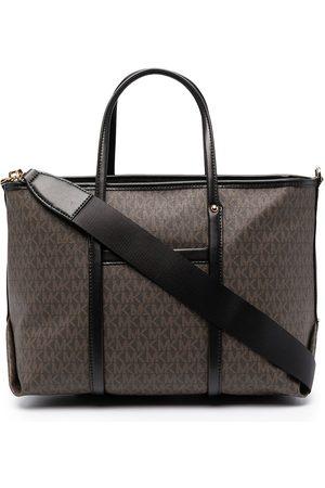 Michael Michael Kors Women Handbags - Beck medium logo tote
