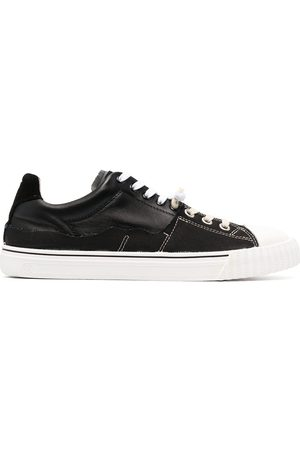 Maison Margiela Panelled low-top sneakers