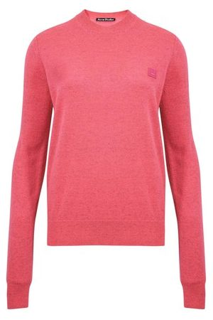 Acne Studios Women Sweatshirts - Kalon Face sweater