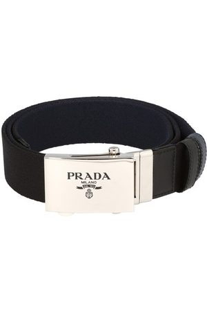 Prada Women Belts - Reversible belt