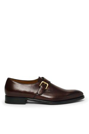 Ralph Lauren Darnell Calf Monk-Strap Shoe