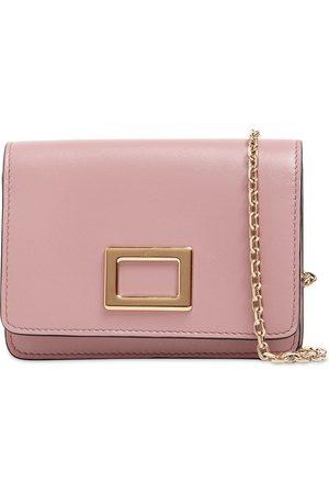 Roger Vivier Trés Vivier Belty Mini Wallet Clutch