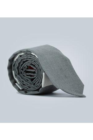 Thom Browne 4-Bar wool tie