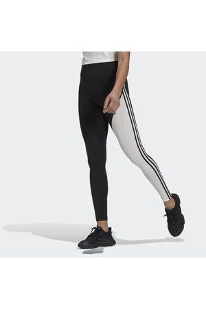 adidas Adicolor Sliced Trefoil High-Waisted Leggings
