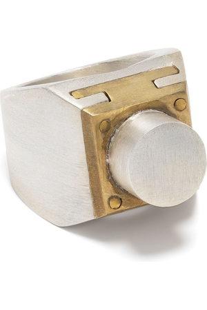 Parts of Four Rings - Sistema V3 ring