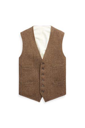 Polo Ralph Lauren Herringbone Wool Waistcoat