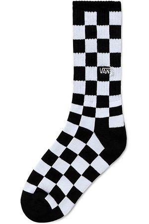 Vans Kids Checkerboard Crew Sock