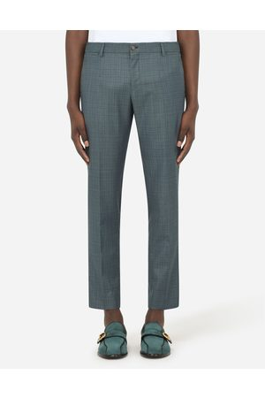 Dolce & Gabbana Men Trousers - Trousers and Shorts - WOOL PANTS male 44