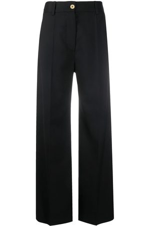 Patou Straight virgin wool trousers