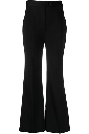 Victoria Victoria Beckham High-rise flared trousers