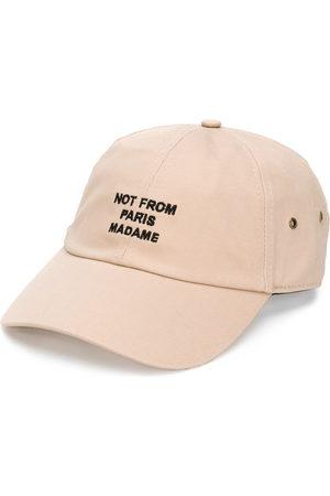 Drôle de Monsieur Men Hats - Not From Paris baseball cap - Neutrals
