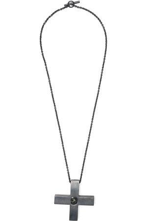 PARTS OF FOUR Plus diamond-encrusted necklace