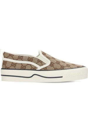 Gucci 20mm Tennis 1977 Slip-on Sneakers
