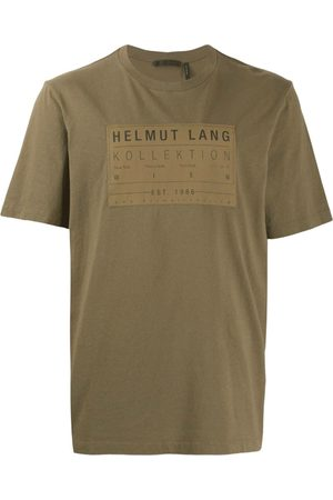 Helmut Lang T-shirts and Polos