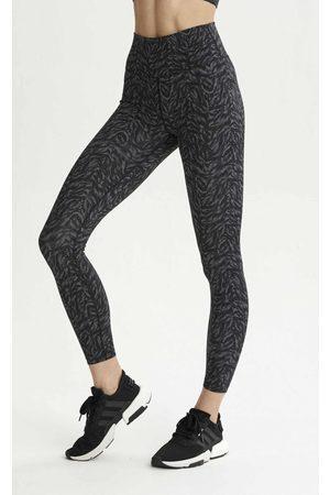 Varley Women Trousers - Luna Legging - Dark Mono