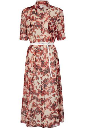 Altuzarra Kieran printed dress