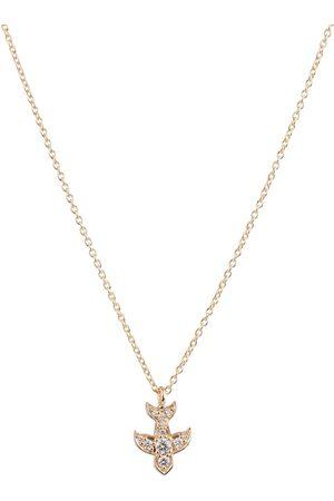 SOPHIE BILLE BRAHE Petite Matisse 18kt necklace with diamonds