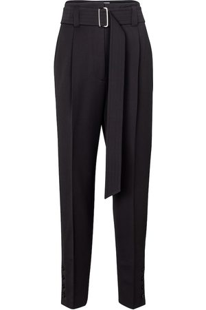 Max Mara Dida virgin wool straight pants
