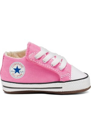 Converse Chuck Taylor All Star Cribster Canvas Trainers - /