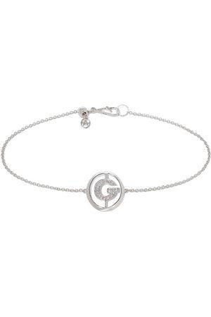 Annoushka Women Bracelets - 18kt white gold diamond Initial G bracelet
