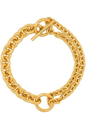 ALL BLUES Chain-link style bracelet