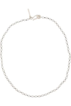 Sophie Buhai Women Necklaces - Tiny pearl and sterling-silver necklace