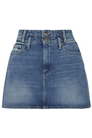 Frame Women Denim Skirts - DENIM - Denim skirts