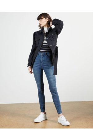 Ted Baker Women Skinny - Skinny Mid Wash Jean