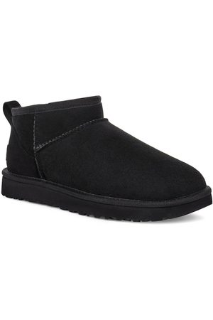 UGG Women Ankle Boots - Classic Ultra Mini Ankle Boot - Black