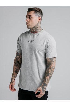 SikSilk Short Sleeve Basic Core T-Shirt